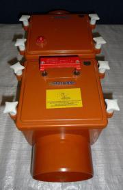 Rückstaudoppelverschluss Upmann 80257 DN 150