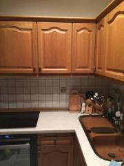 Rustikale Einbauküche