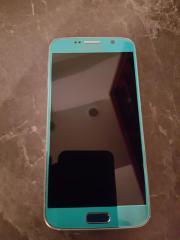 Samsung s6 blau