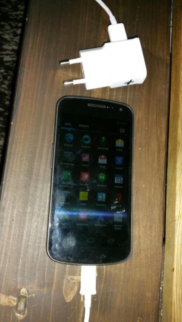 Samsungs Galaxy Nexus I9250 - Bruchsal - Samsung Galaxy Nexus i9250 Smartphone (11,8 cm (4,65 Zoll) Touchscreen, 16GB interner Speicher, 5 Megapixel Kamera, Android 4.3 - Bruchsal