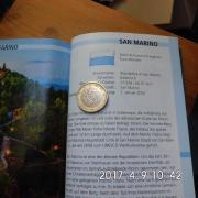 San Marino 1 Euro Kursmünze