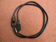 Scart-Kabel vollbeschaltet vergoldete Kontakte 21polig