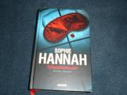 Schattenmesser Sophie Hannah Psycho Thriller