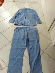 Schlafanzug Gr 58 XXXL 3XLSchlafmütze