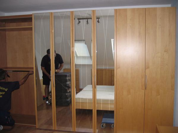 Schlafzimmerschrank hülsta  Schlafzimmerschrank Hülsta in Frankenthal - Schränke, Sonstige ...