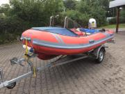 Schlauchboot Gugel Touring