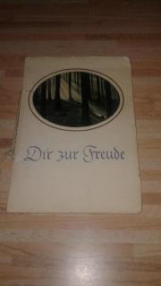 Schöne alte Postkarte
