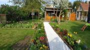 Schöner, gepflegter Kleingarten