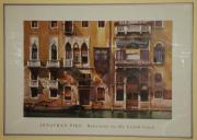 Schönes Bild Venedig gross mit