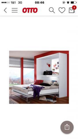 Schlafzimmer betten matratzen zu verkaufen local24 for Schrankbett elektrisch