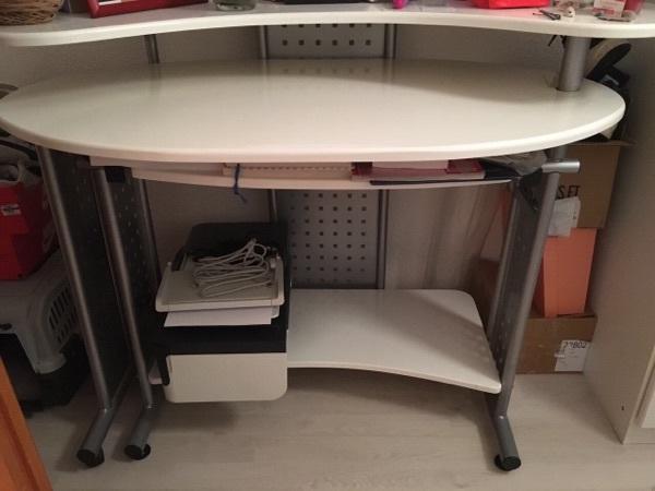 schreibtisch schrank gebraucht kaufen nur 3 st bis 65. Black Bedroom Furniture Sets. Home Design Ideas