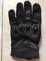e16d1e7e3af51b ... Bild 4 - schwarze Fox Motorrad Handschuhe Größe - Oberasbach