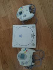 Sega Dreamcast mit