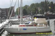 Segelboot Rebell 25