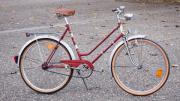 Sehr seltene Damenrad,
