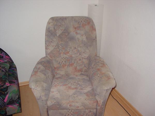 sessel verstellbar neu und gebraucht kaufen bei. Black Bedroom Furniture Sets. Home Design Ideas