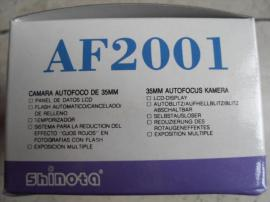Shinota AF-2001 Camera: Kleinanzeigen aus Bad Dürkheim - Rubrik Foto und Zubehör