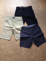 Shorts 3 Stck.,