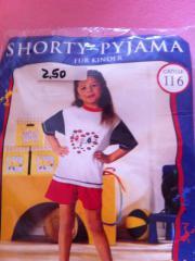 Shorty Pyjama für