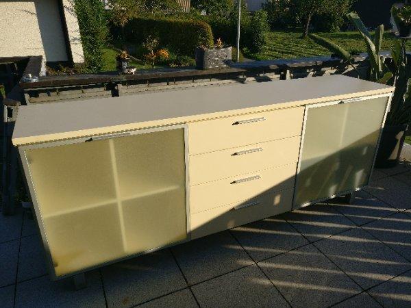 Sideboard Creme Weiss Sonstige Wohnzimmereinrichtung