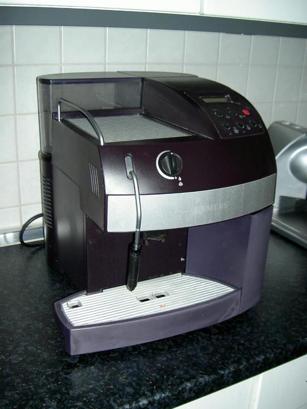 SIEMENS TC 5502 Kaffeevollautomat Kaffeeautomat