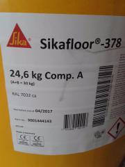 SIKAfloor 378 - Epoxid ~