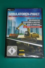 SIMULATOREN-PAKET für PC mit Haus-