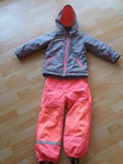 Skijacke plus Hose