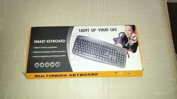 Smart Keyboard Neu