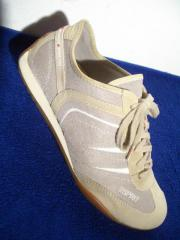 Sneaker ESPRIT Wildleder