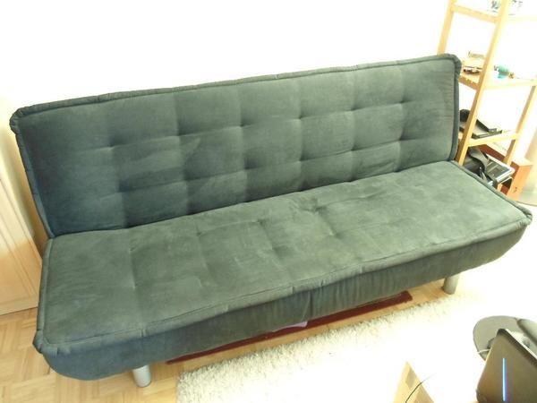 sofa klappsofa schlafsofa g nstig abzugeben in frastanz polster sessel couch kaufen und. Black Bedroom Furniture Sets. Home Design Ideas
