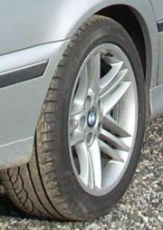 Sommereifen BMW E39