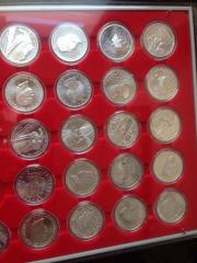 Sondermünzen 10 Euro