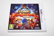 Sonic Boom Feuer