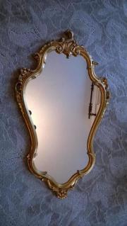 spiegel goldrahmen gebraucht kaufen nur 3 st bis 75 g nstiger. Black Bedroom Furniture Sets. Home Design Ideas