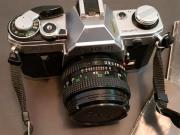 Spiegelreflex-Kamera Canon