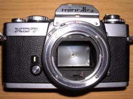 Spiegelreflex Minolta XD7 technisch und: Kleinanzeigen aus Waldbronn - Rubrik Foto und Zubehör