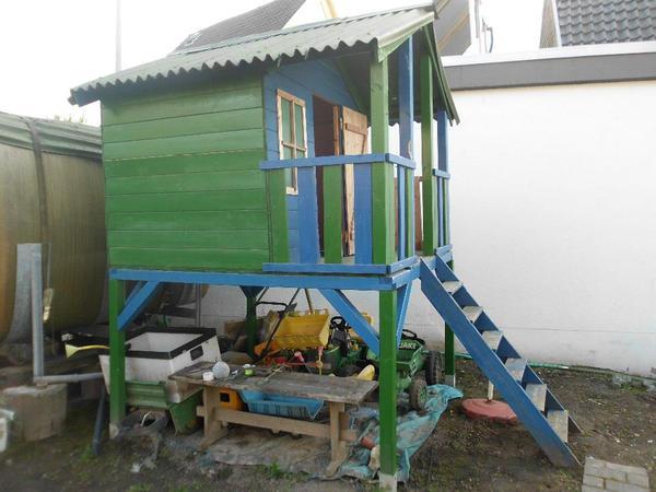 spielhaus kinderhaus holzhaus gartenhaus in bechtheim. Black Bedroom Furniture Sets. Home Design Ideas