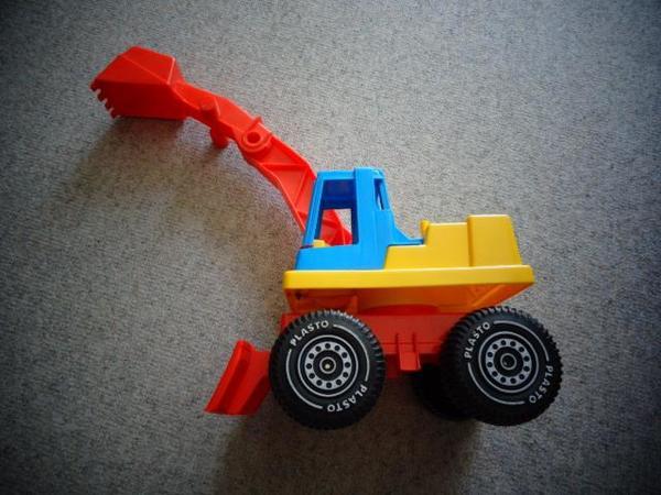 Spielzeug Bagger, Sandbagger, » Sonstiges Kinderspielzeug