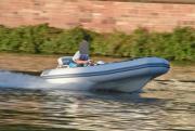 Sportboot, Rib, Festrumpfschlauchboot,