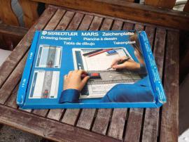 Büromaschinen, Bürogeräte - STAEDTLER Zeichenplatte MARS 661 A4