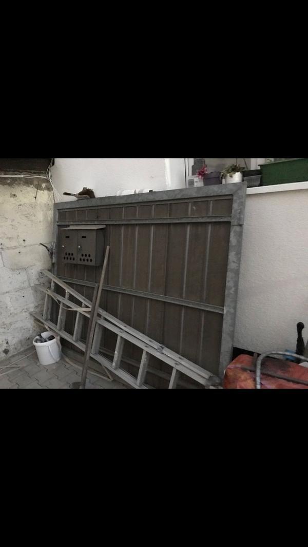 Stahltor und Stahltür in Stutensee - Türen, Zargen, Tore ...