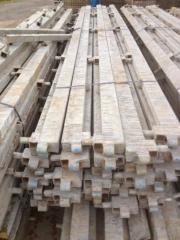 Stahlträger Schalungsträger 80x50x400