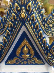 Stein Geisterhaus,thailändisches