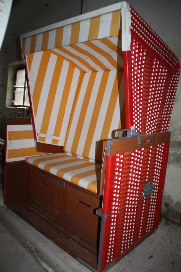 strandkorb schutzha lle gebraucht kaufen nur 4 st bis 70 g nstiger. Black Bedroom Furniture Sets. Home Design Ideas