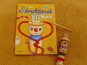 Stricklieserl+Buch(Anleitung)