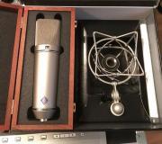 Studio Mikrofon Neumann