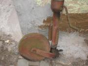 Stützrad für Einachsanhänger