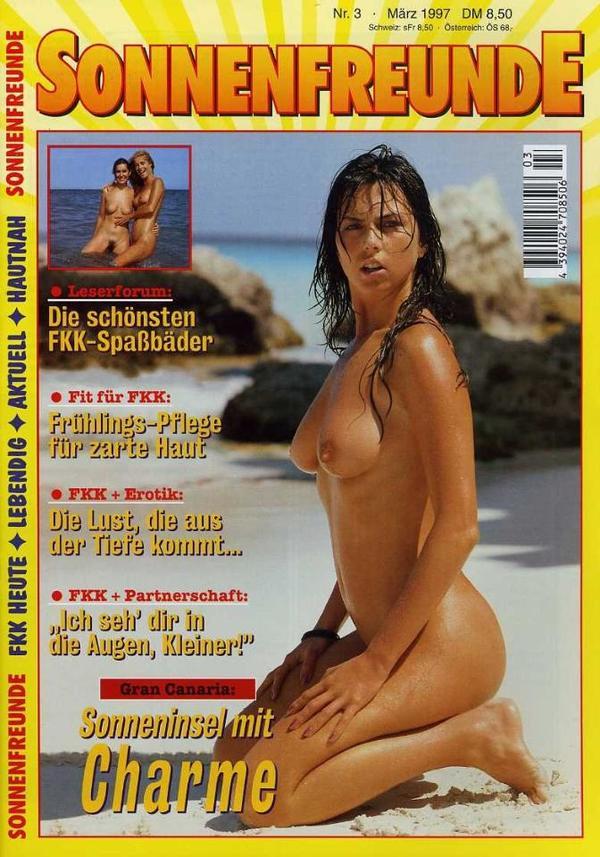 Family nudism FKK magazine collection  Sonnenfreunde