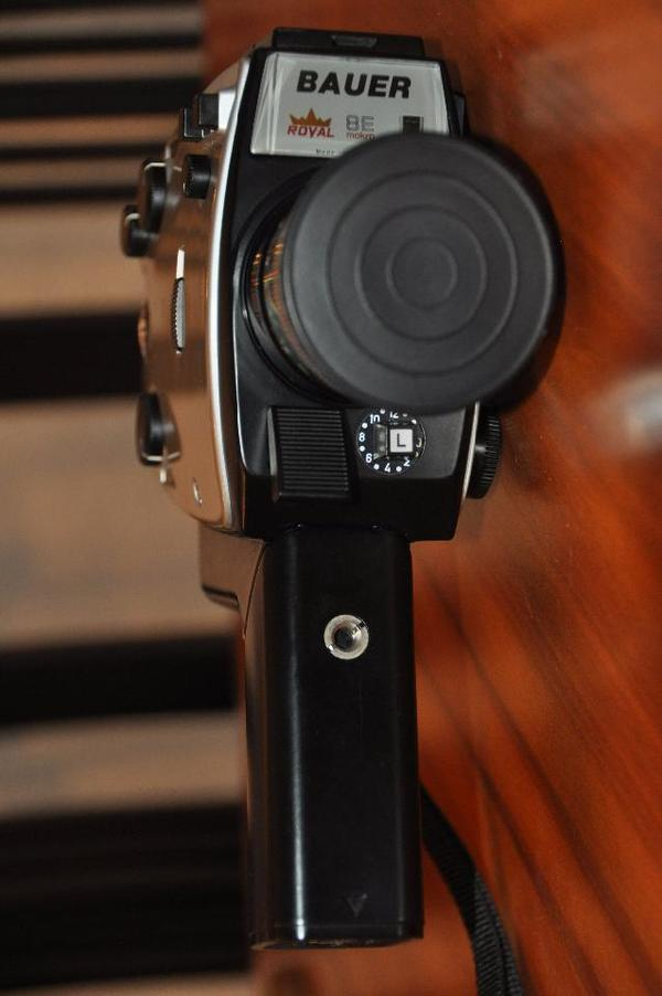 Super 8 Filmkamera Bauer Royal